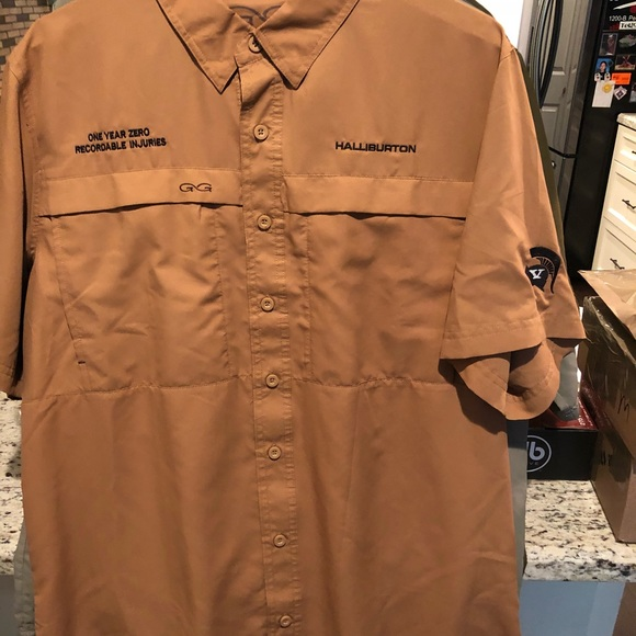 Halliburton - Gameguard Outdoors - size L Men's